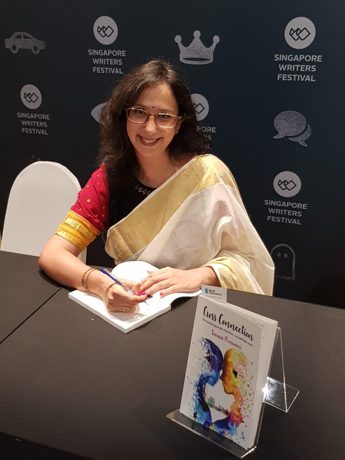 Asian Books Blog: Lion City Lit: Interview with Seema Punwani