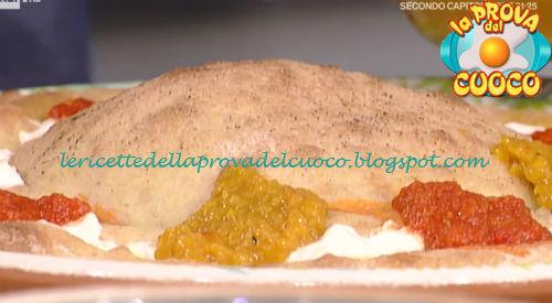 Prova del cuoco - Ingredienti e procedimento della ricetta Pizza con i peperoni di Gino Sorbillo