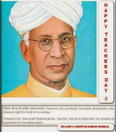 Dr. Sarvepalli Radhakrishnan Essay