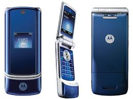 Spesifikasi Handphone Motorola KRZR K1