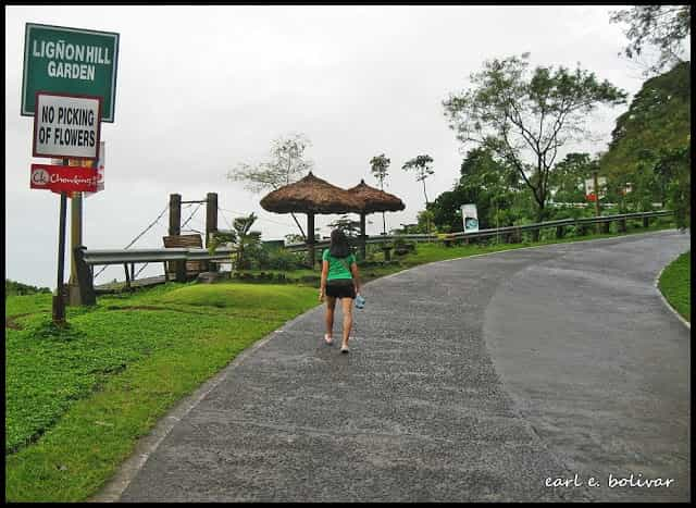Legazpi City, Albay. Morning Walk in Ligñon Hill