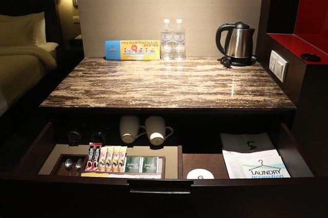 Mini Bar Hotel Grandis Kinabalu