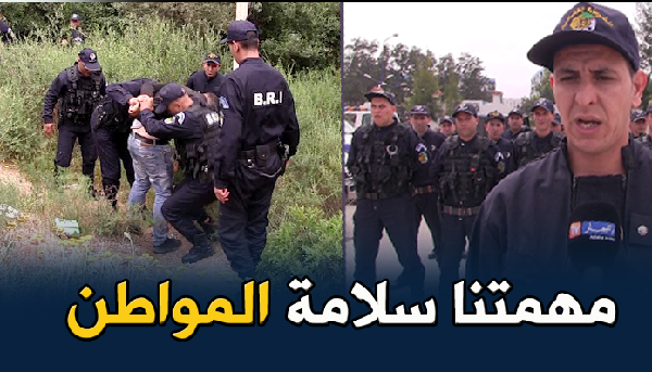 شرطة الشلف  تضع مخطط أمني خاص بمناسبة شهر رمضان