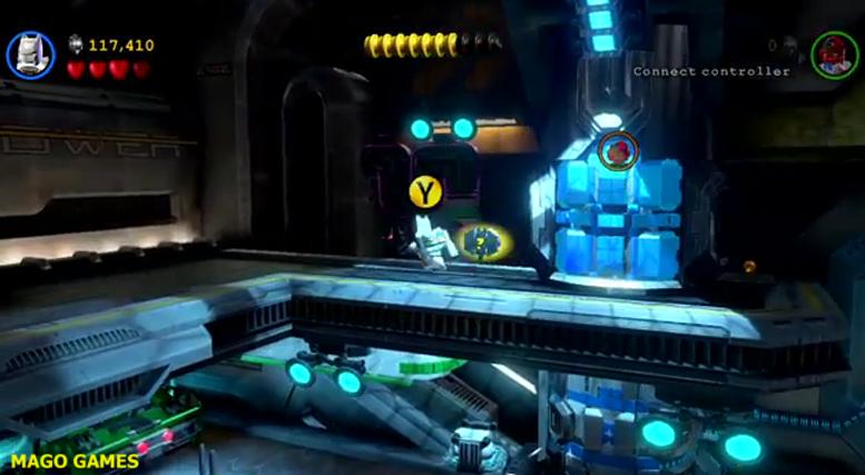 Revista Mago Games RD Z: Lego Batman 3 Beyond Gotham - cheats para
