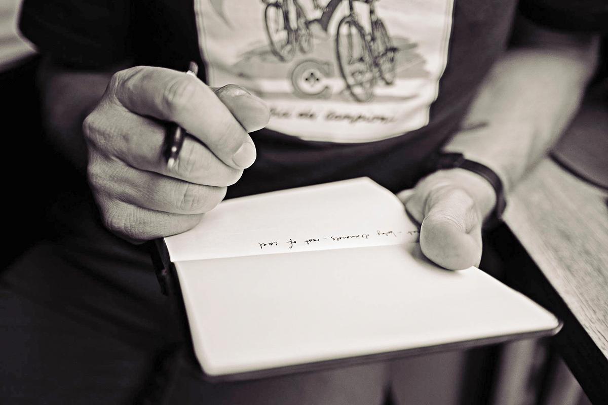 寫在讀書會之後,關於說故事的方法