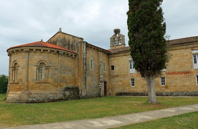 Monasterio de las Bernardas, Ferreira de Pantón, Lugo
