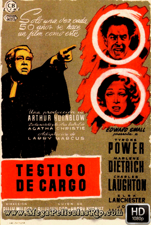 Testigo De Cargo [1080p] [Latino-Ingles] [MEGA]