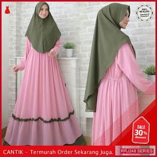 Jual RRJ248S139 Set Afifa Syari Wanita Mc Terbaru Trendy BMGShop