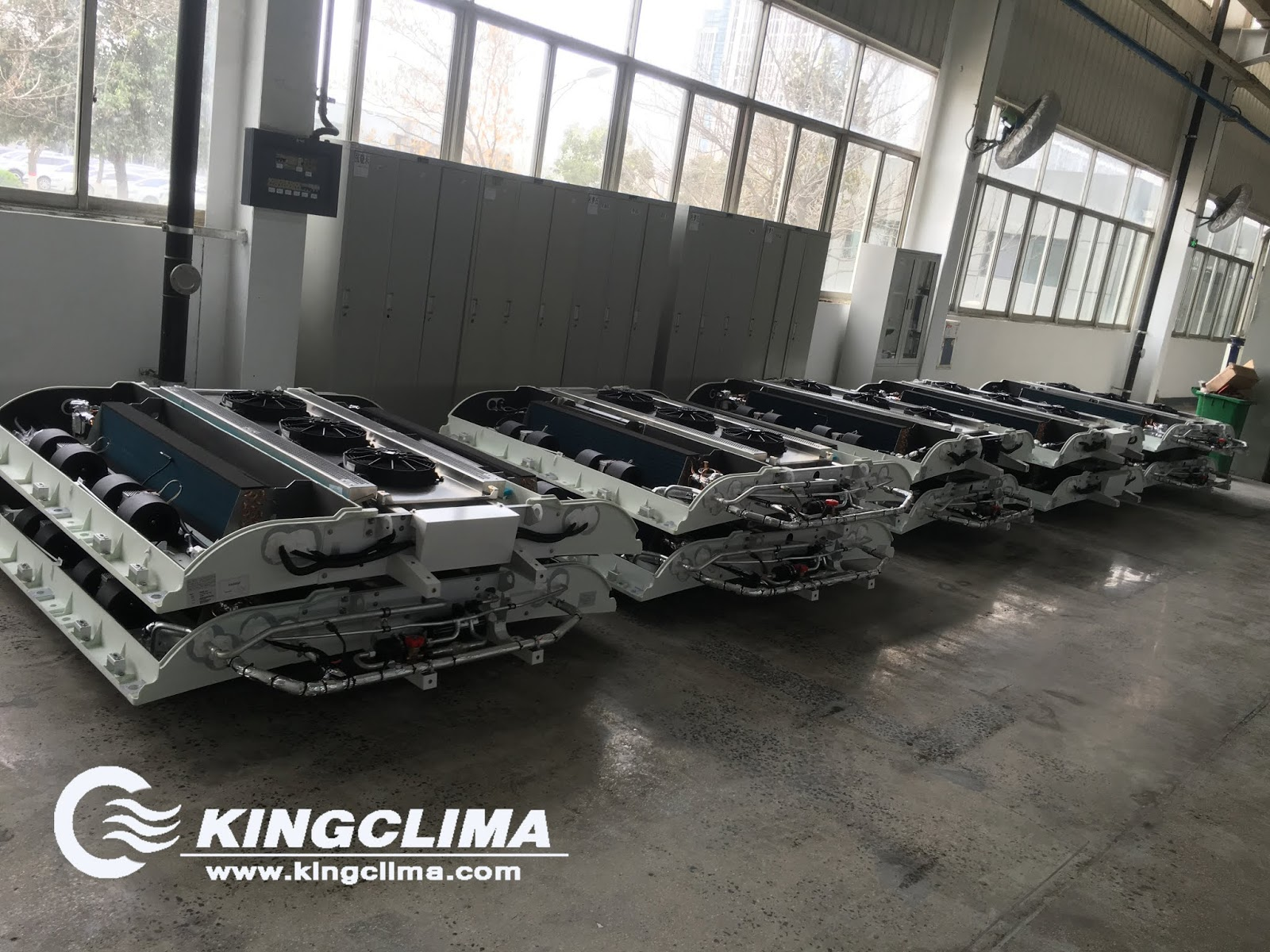 King Clima Auto Cooling and Heating Solutions: KingClima
