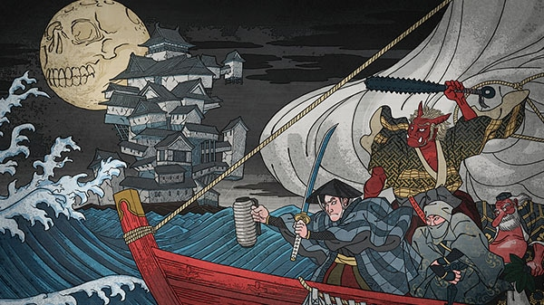 Conheça Hyakki Castle, RPG inspirado em conto tradicional japonês