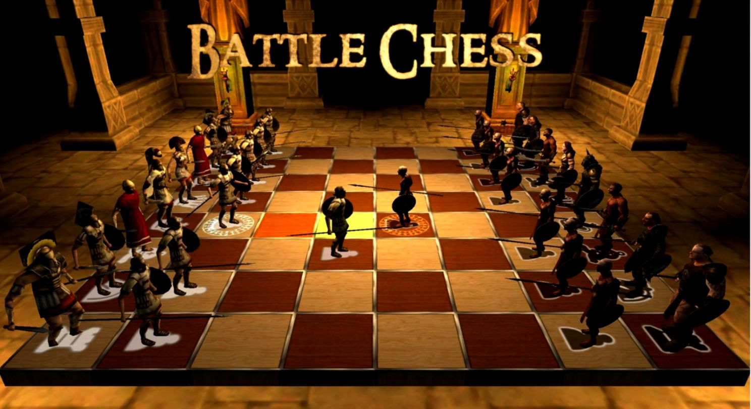 3D Chess Games   Its Wallpapers