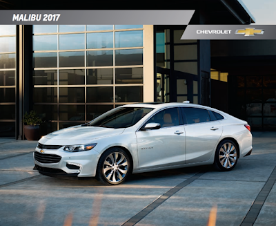 Download the 2017 Chevrolet Malibu Brochure from Graff Bay City
