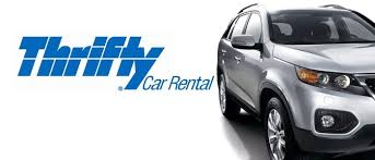 Getting thrifty car rentals