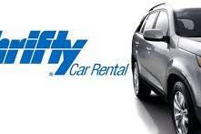 Getting thrifty Car Rentals