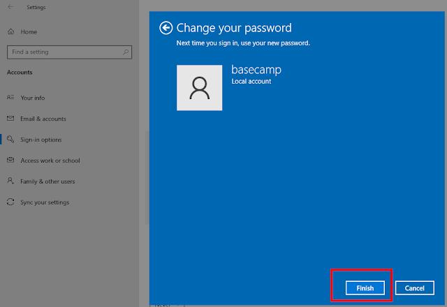 Menghilangkan Password Login ( Lock Screen ) Windows 10