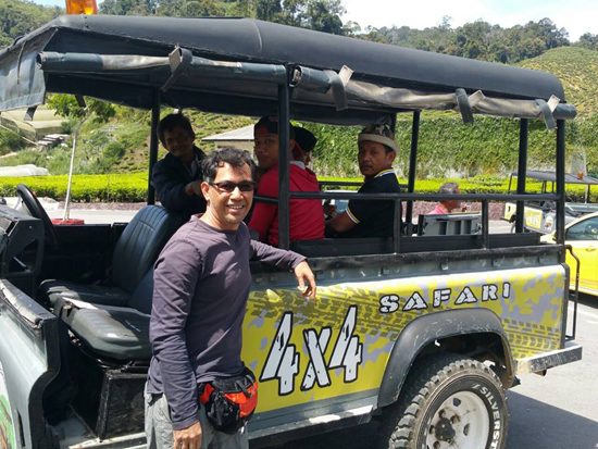 4x4 Safari and ATV Cameron Highlands - Tarikan Terbaru di Cameron Highlands