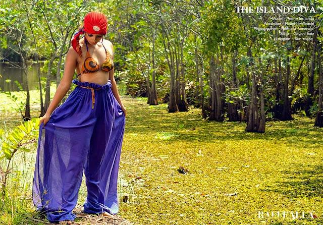 New Teena Shanell Fernando hot photo shoot,Sexy Teena Shanell Fernando,Teena Shanell Fernando hot