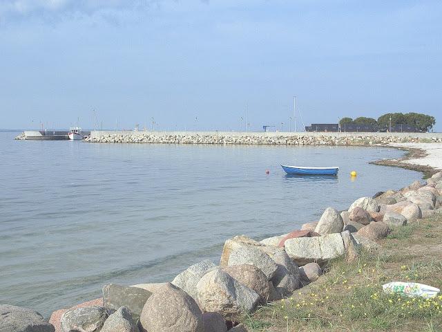 wrzesień, wakacje w Kuźnicy, Polska, Morze