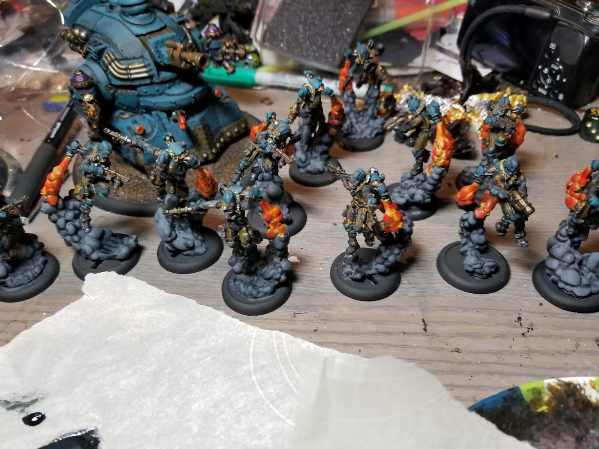 How does Crucible Guard Play? | pokeminiatures