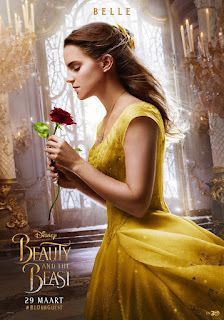 Beauty and the Beast (2017) Movie Poster 8