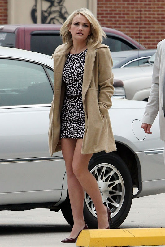 Blog de la Tele Britney y Jamie Lynn Spears Misa de