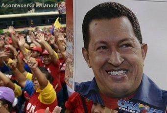 Evangélicos expresan condolencias por la muerte de Hugo Chávez