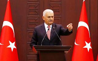 Προκαλεί ο Γιλντιρίμ - Επίθεση σε Ελλάδα και Ευρώπη για την ένταξη της Τουρκίας στην ΕΕ