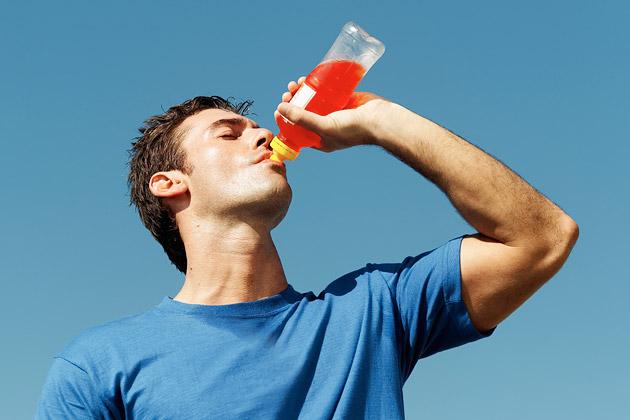 Las bebidas energéticas, deporte y salud
