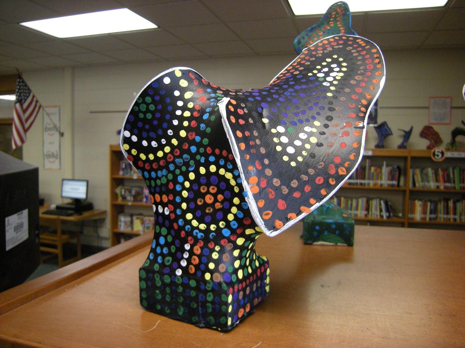 Remarkable, art pantyhose sculpture