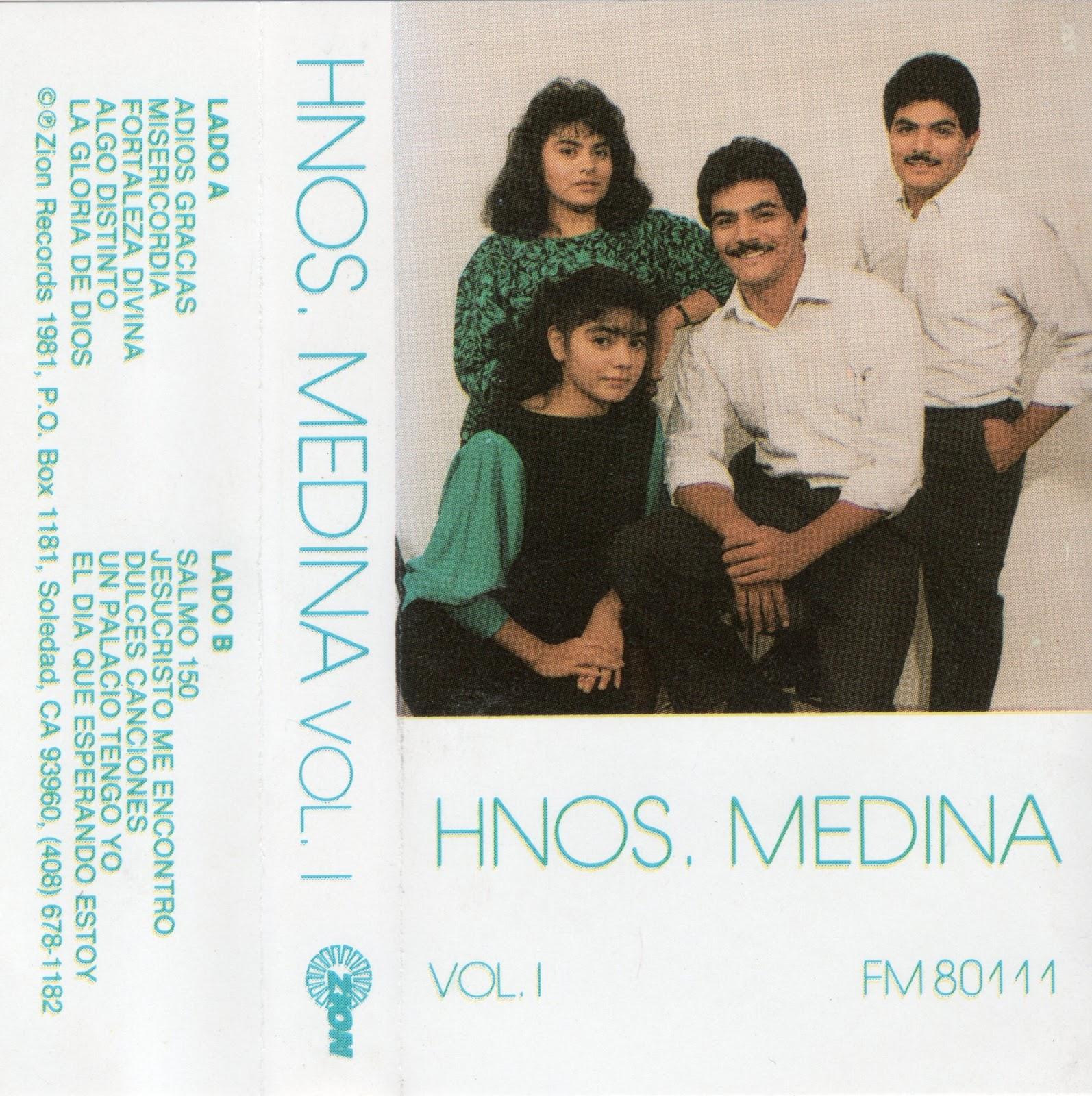 Hermanos Medina-Vol 1-