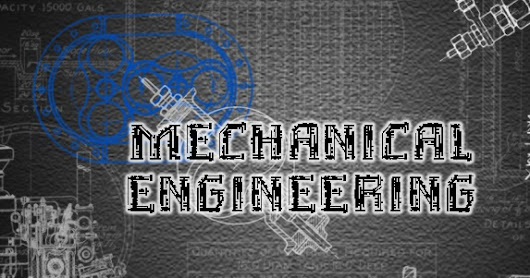 Subjects offered in mechanical engineering
