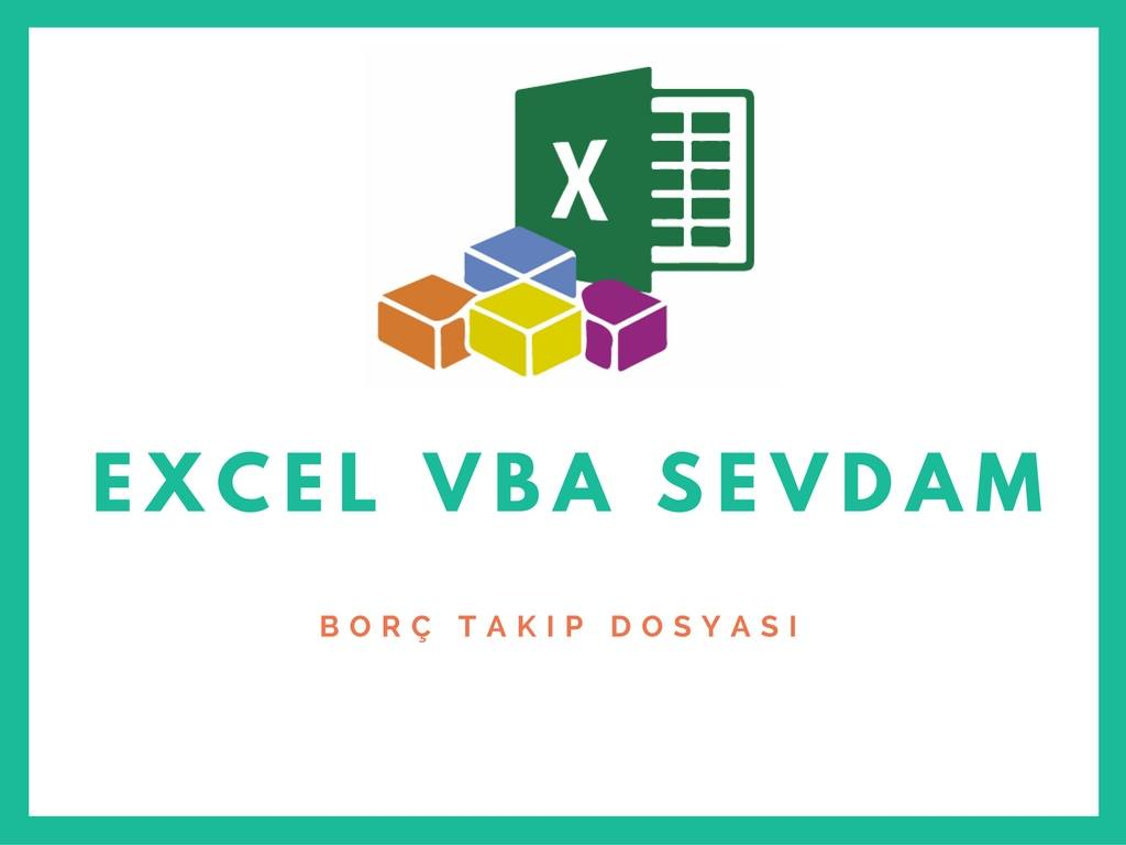 Excel Visual Basic Application Sevdas