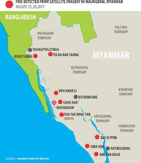 Un'agenzia birmana per aiutare i rohingya: buona idea o foglia di fico?
