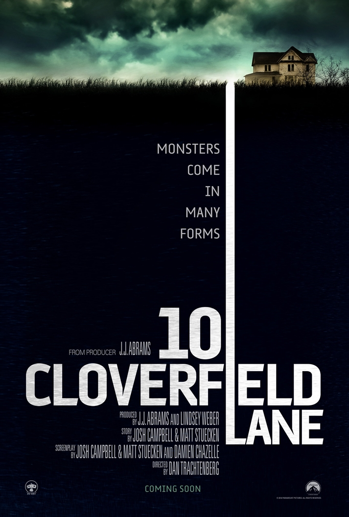 Póster: 10 Cloverfield Lane
