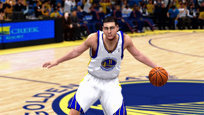 NBA 2K13 Klay Thompson Warriors Playoffs Update