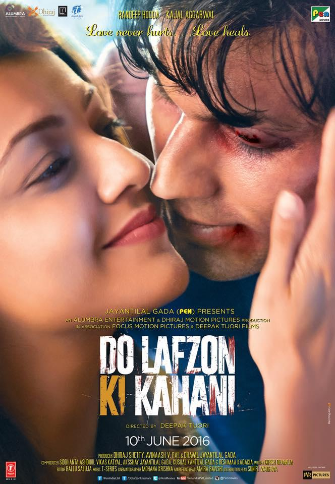Watch Do Lafzon Ki Kahani (2016) DVDRip Hindi Full Movie Watch Online Free Download