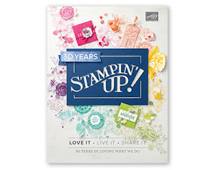 2018-2019 Stampin' Up! catalog