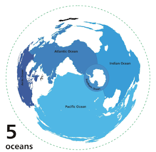 Nama Samudra di Dunia dan Luasnya: Pasifik dan Hindia