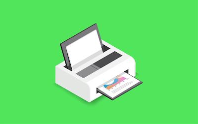 cara fotocopy di printer canon