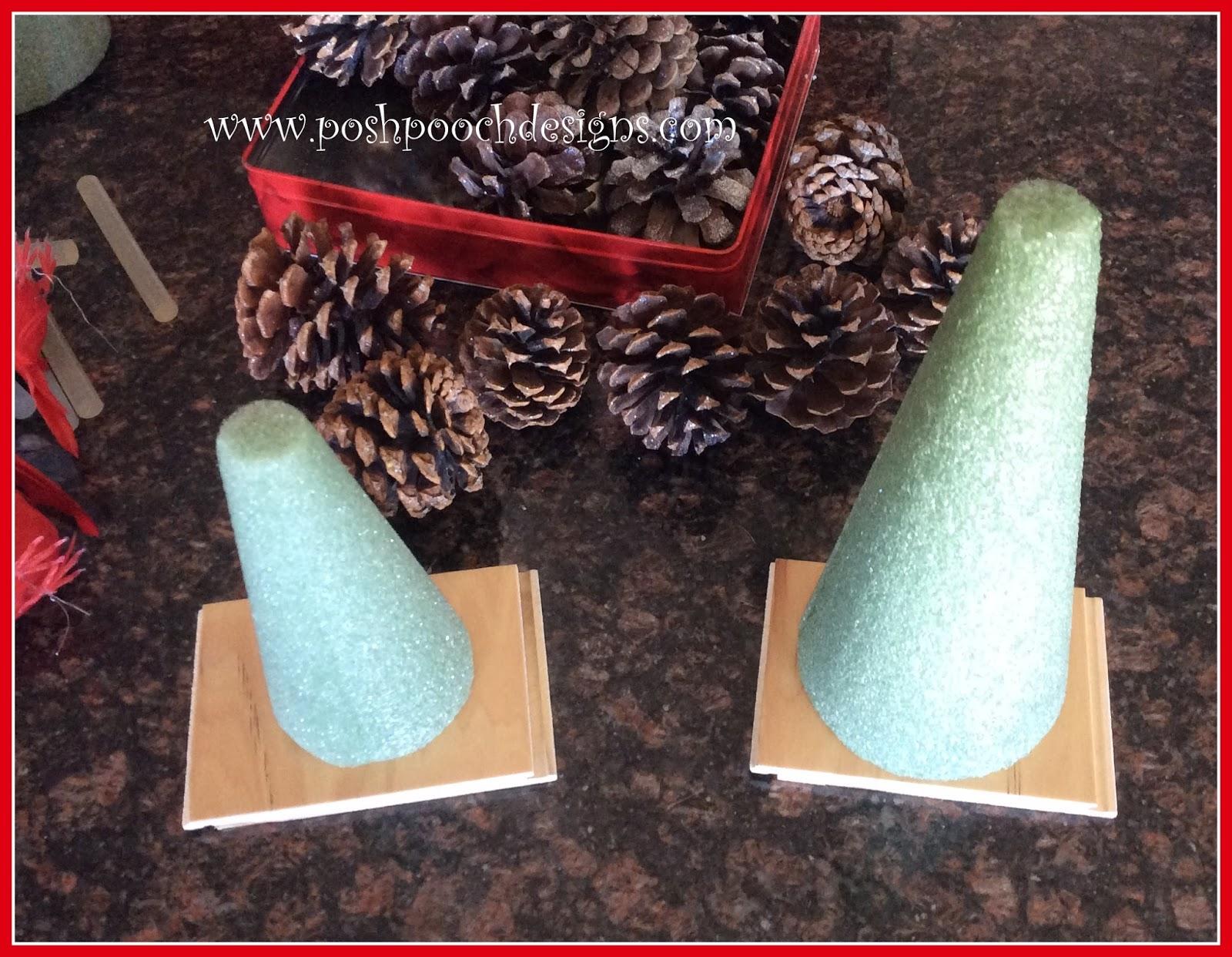 Wood Craft Cones Hobby Lobby