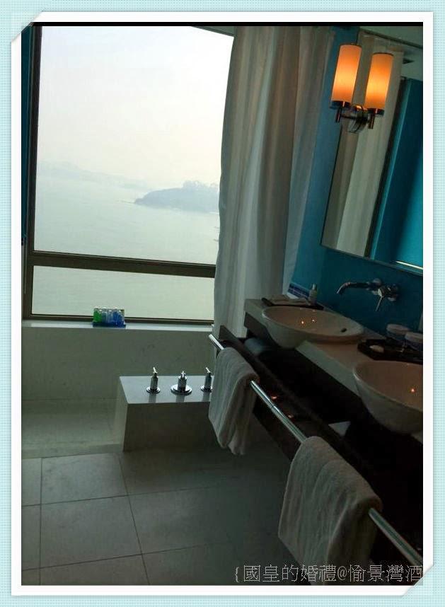 國皇的婚禮: 香港愉景灣酒店渡假 (交通/海景套房/其他設施介紹)