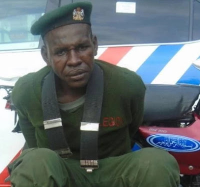 fake police officer agege lagos