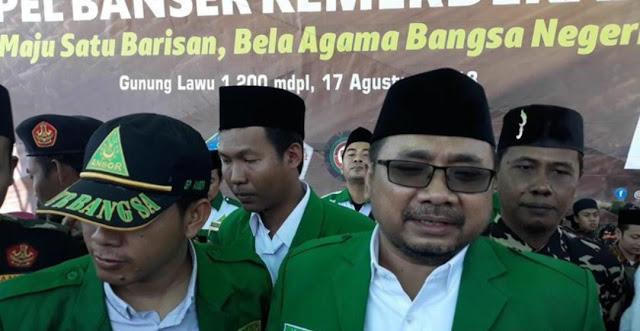 GP Ansor Terima Permintaan Maaf Ferry Irawan, Tapi Proses Hukum Tetap Berjalan