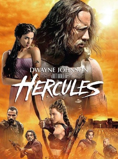 Hercules: The Thracian Wars [2014] [DVD9] [NTSC] [Latino]