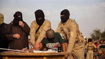 داعش يعدم 4 من قيادييه بعد هروبهم من الأنبار