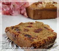 http://gourmandesansgluten.blogspot.fr/2014/04/cake-aux-fruits-confits-sans-gluten.html