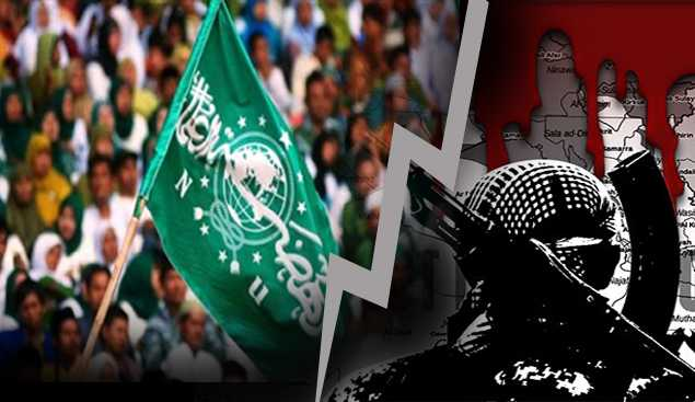 Pengakuan Seorang Kristen Melihat Ormas Islam Terbesar Nahdlatul Ulama, Ternyata...