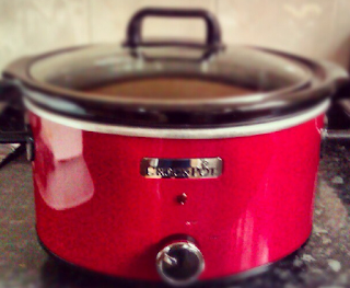 Slow Cooker Recipe : Chilli Con Carne (with Crock-Pot® review)