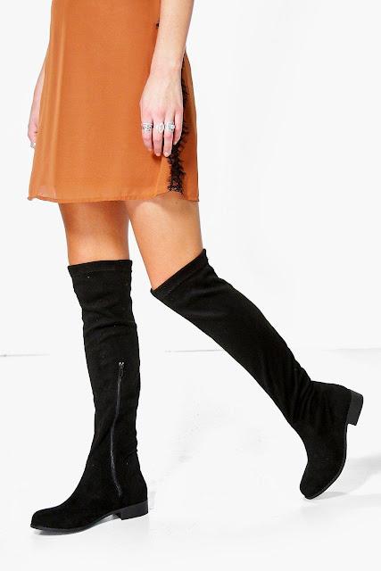 botas de moda para mujeres