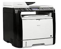 Ricoh SP 311SFNW Printer Driver Download